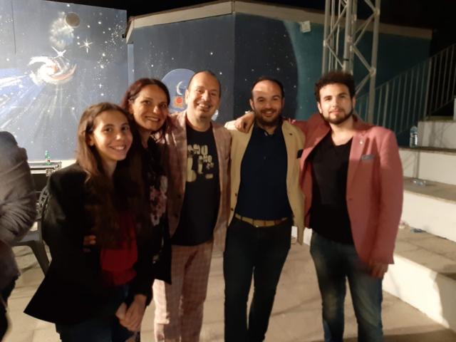...con Fabio CANINO ed i Maestri Fabio e Ivan LAZZARA