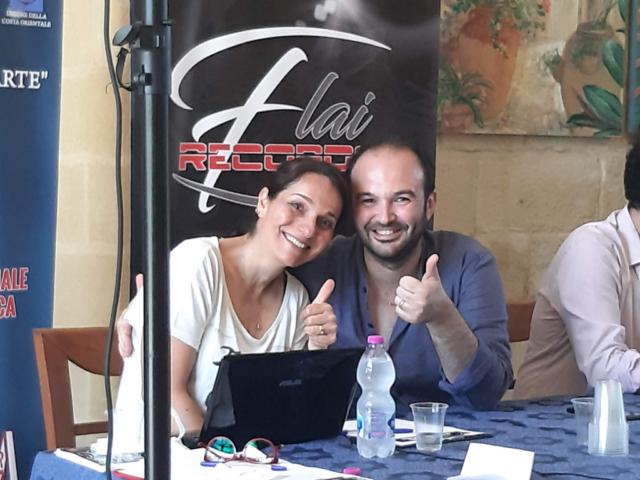 ...con il Maestro Fabio LAZZARA