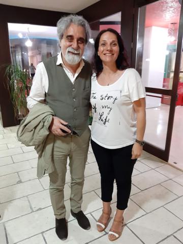 ...con il Maestro Peppe VESSICCHIO